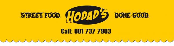 New awning for Hodad's takeaway