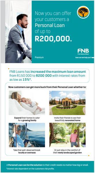 FNB Premium eMailer